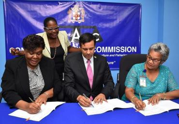 CAC and OPD MOU Signing Pic 2